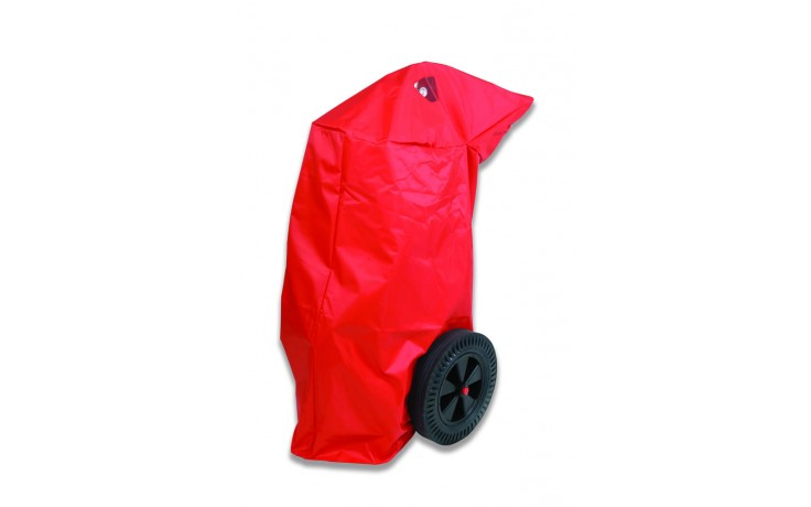An image of 100Ltr / 100Kg Wheeled Fire Extinguisher Cover RPV9 118-1032