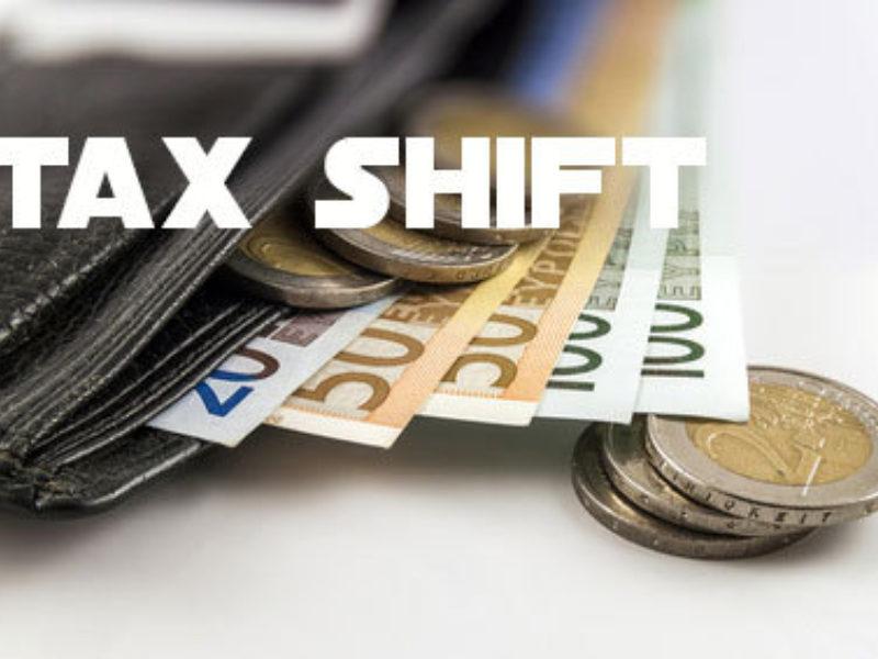 """Résultat de recherche d'images pour """"tax shift"""""""
