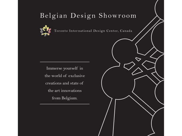 2020 Belgian Design Showroom Canada