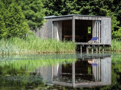 Carpentier Taillieu The Lake Cabin Bewerkt 1