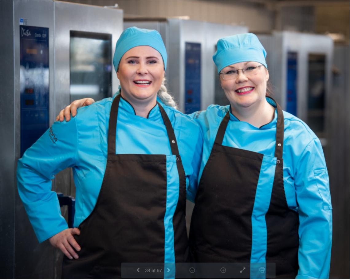 Ravintolatyöntekijä, Dragsvik