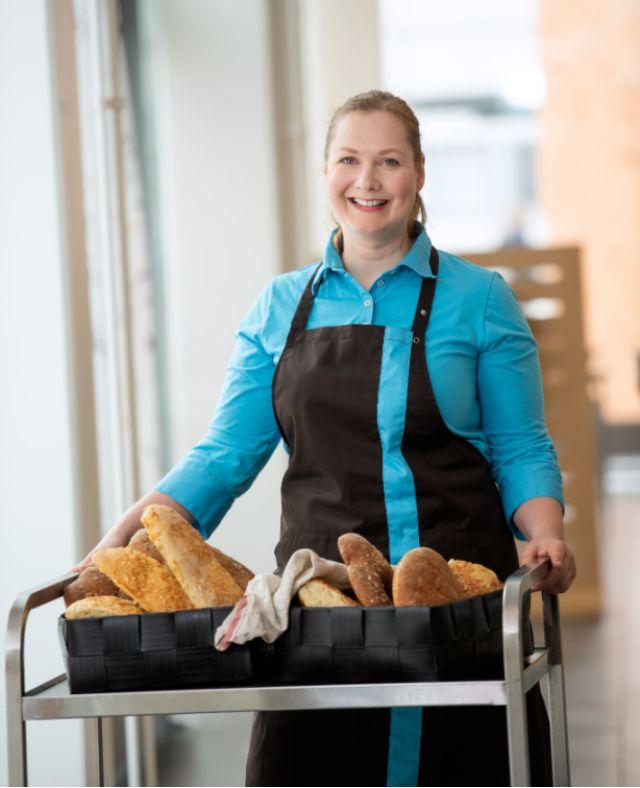 Ravintolatyöntekijä / Siistijä, Pirkkala