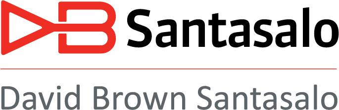 logo: David Brown Santasalo Finland Oy
