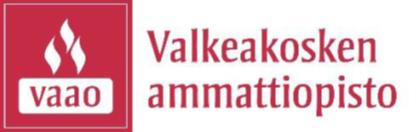 logo: Valkeakosken ammattiopisto