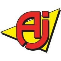 Logo: AJ Tuotteet Oy