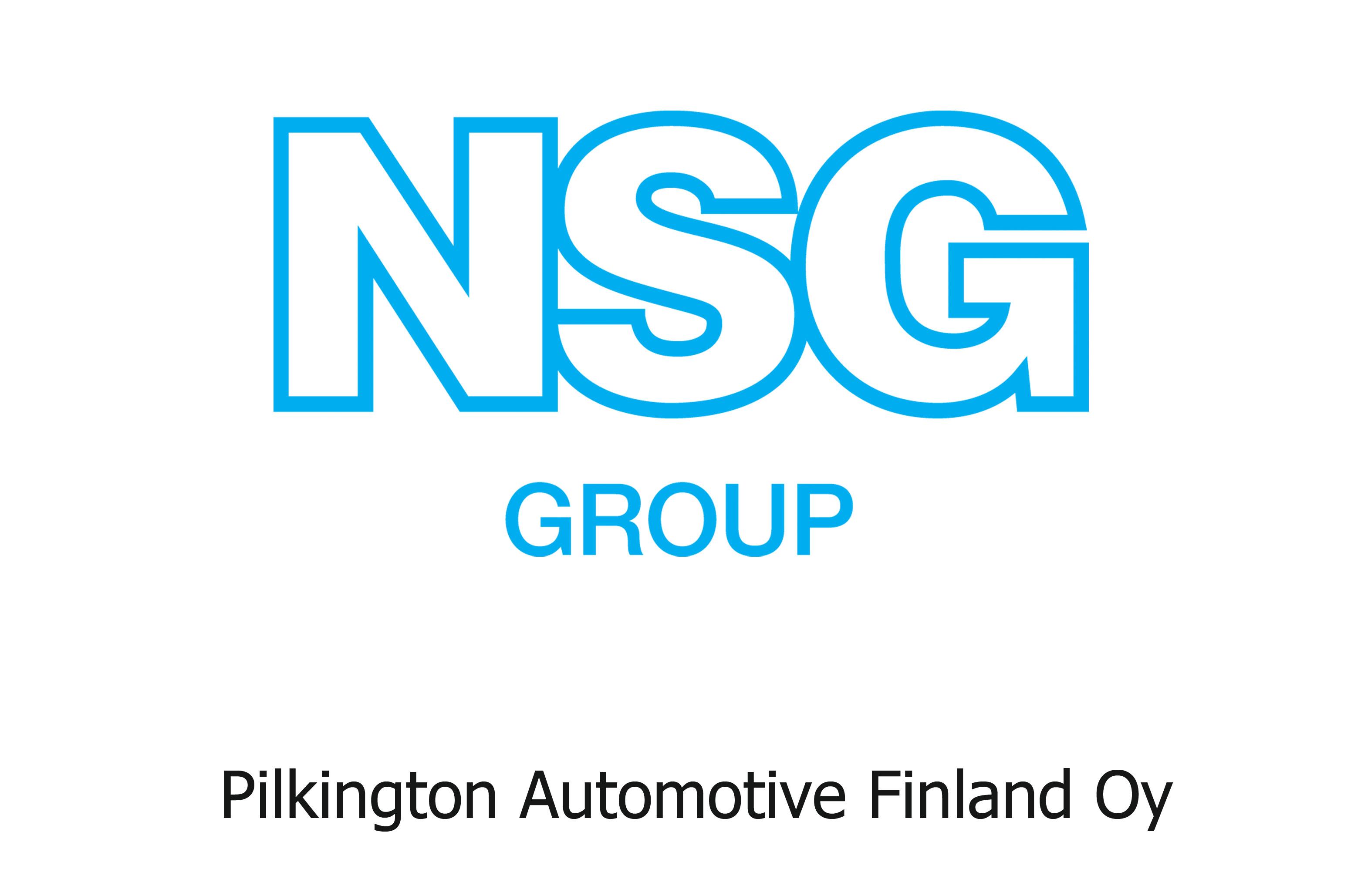 Logo: Pilkington Automotive Finland Oy