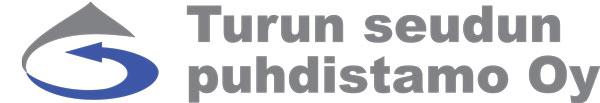Logo: Turun seudun puhdistamo Oy