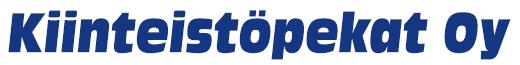 logo: Kiinteistöpekat Oy