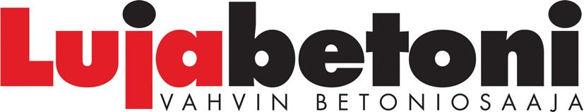 logo: Lujabetoni Oy