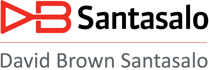 logo: David Brown Santasalo Oy