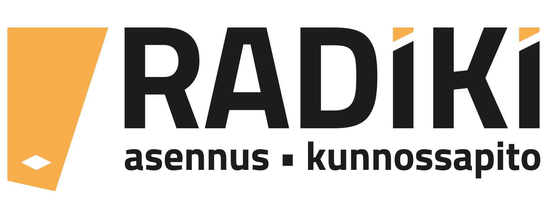 Logo: Radiki Oy