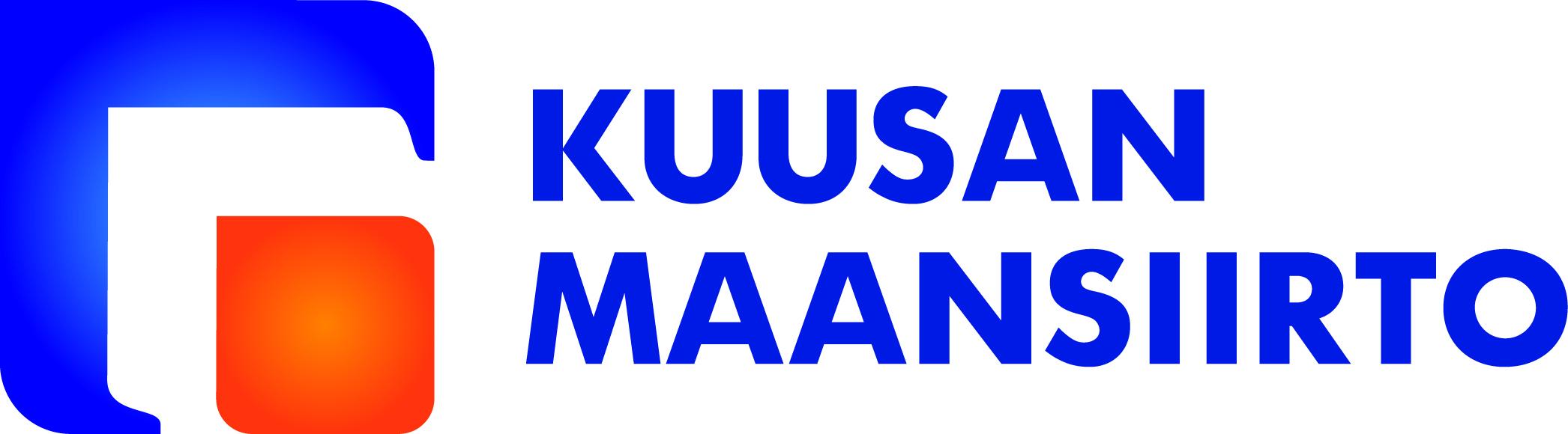 logo: Kuusan Maansiirto