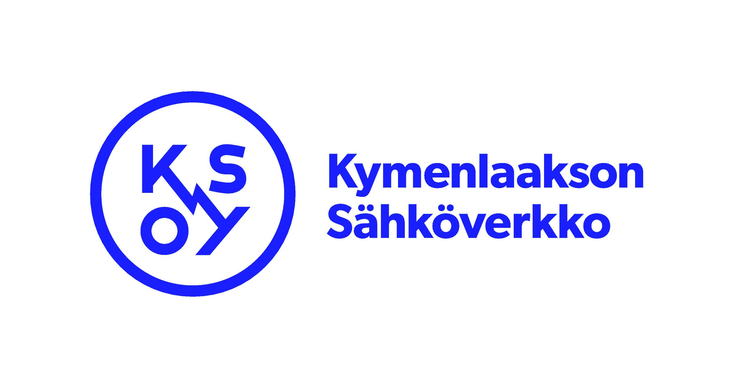 logo: Kymenlaakson Sähköverkko OY