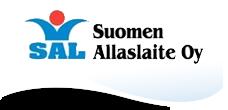 Logo: Suomen Allaslaite OY