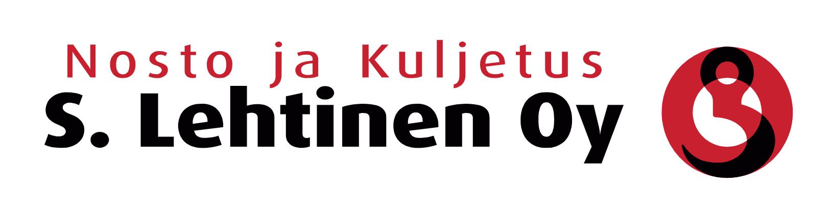 Logo: Nosto ja Kuljetus S. Lehtinen Oy