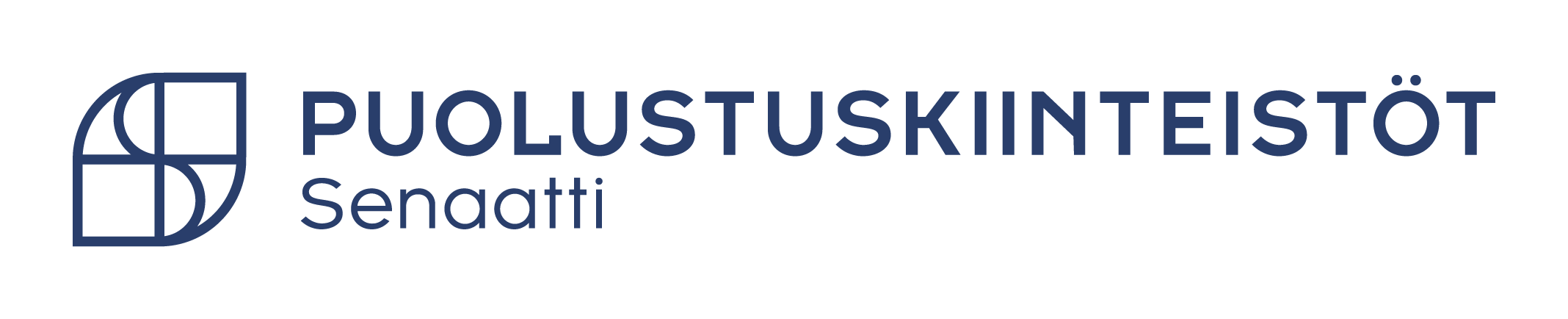 logo: Puolustuskiinteistöt