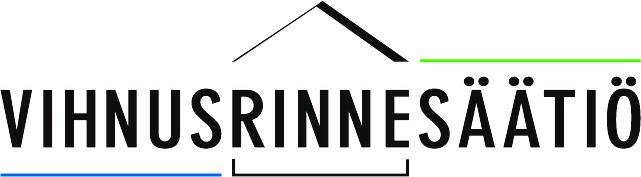 Logo: Vihnusrinnesäätiö