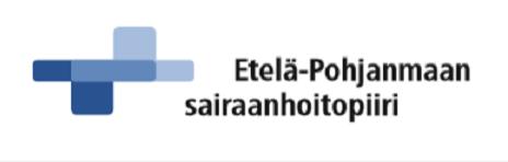 logo: Etelä-Pohjanmaan Sairaanhoitopiiri