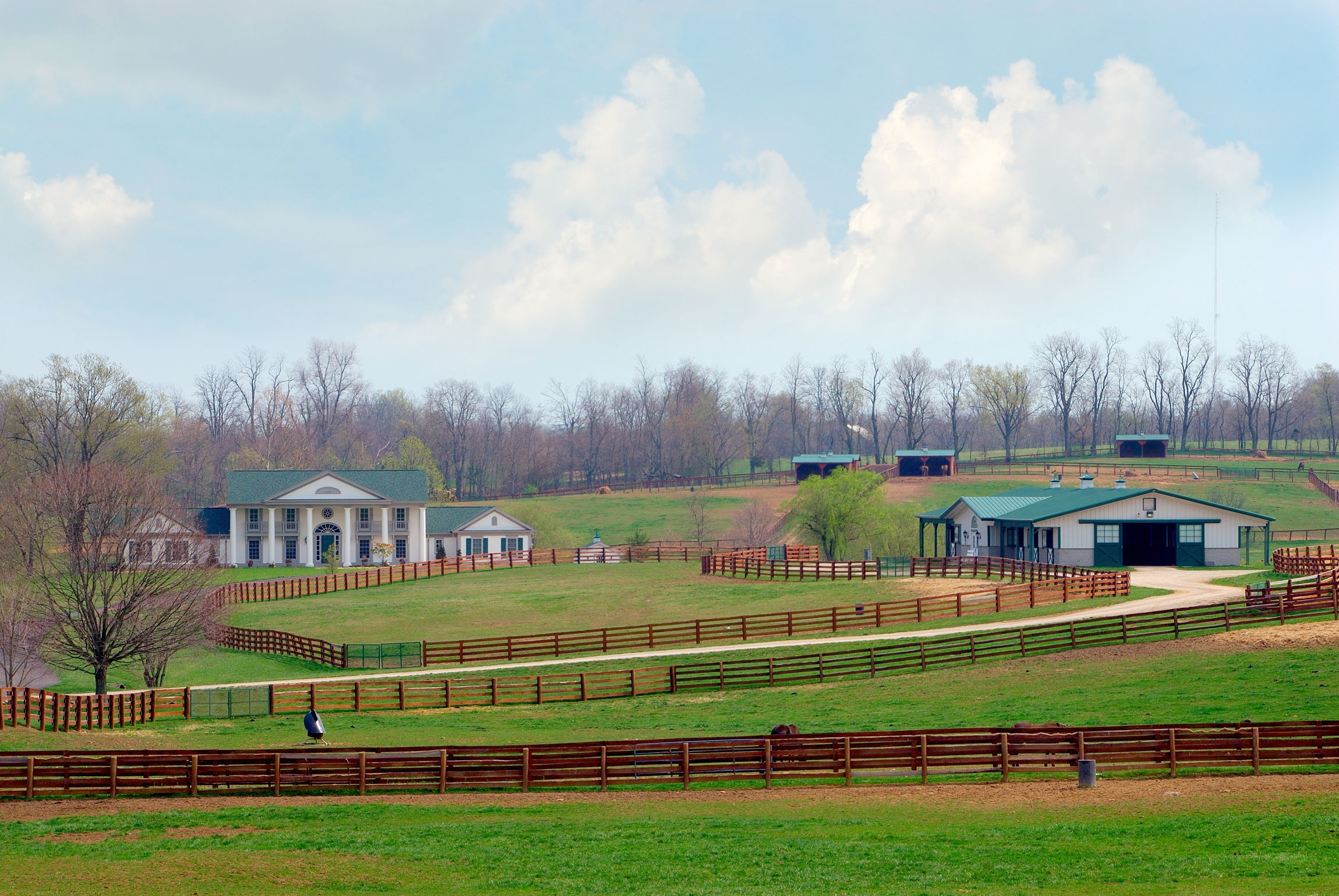 Pro Tips For Landscaping Your Perfect Equestrian Property