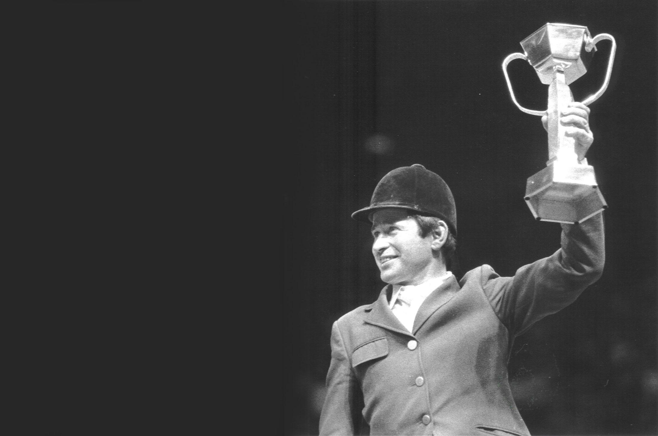 Hugo Simon wins the inaugural World Cup Final in 1979