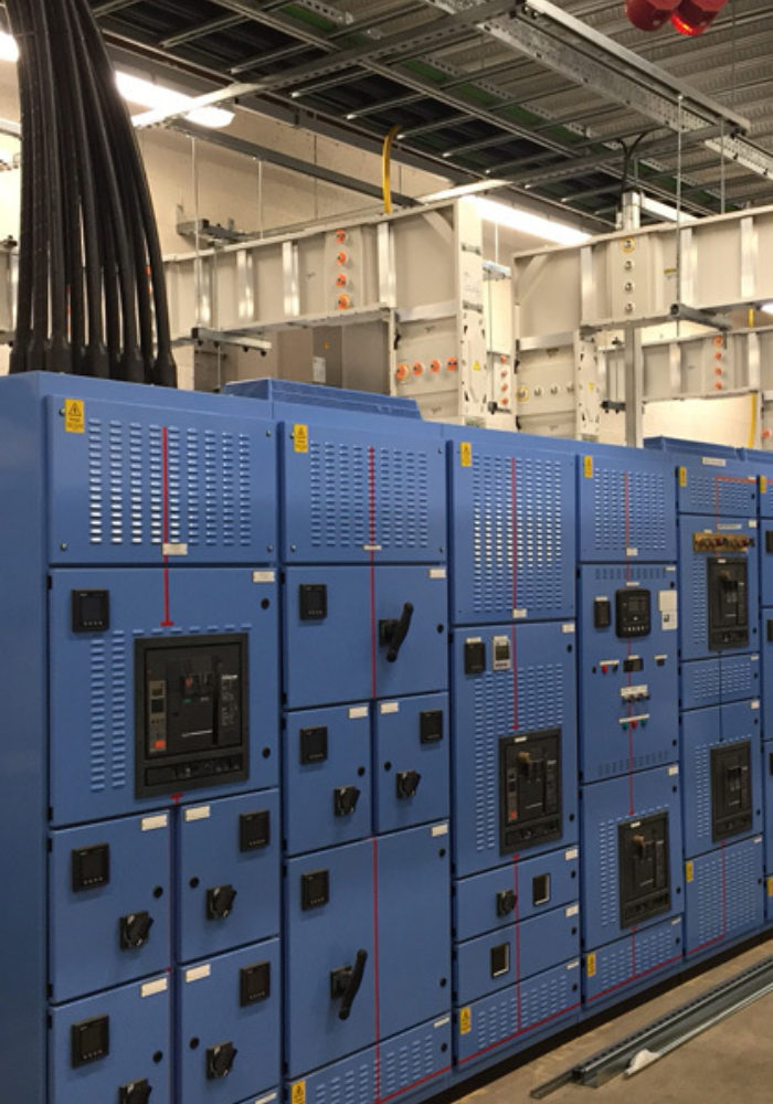 Major Electrical Upgrade