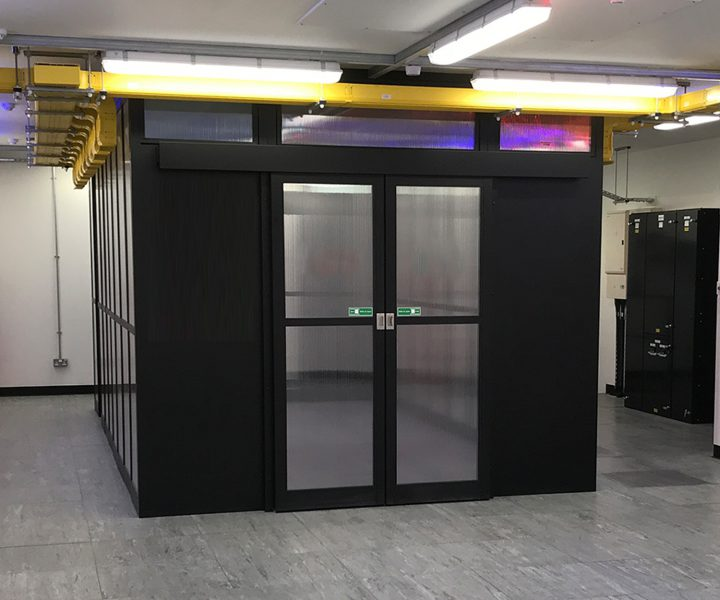 Providing space for business-critical growth in a fully populated data facility
