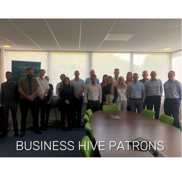 Business Hive Patrons