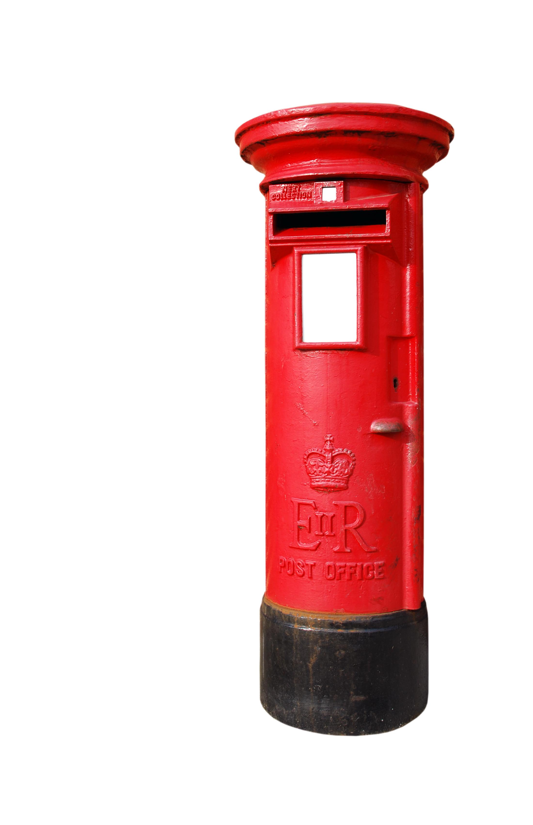 British Postbox Z Jvhb 0D