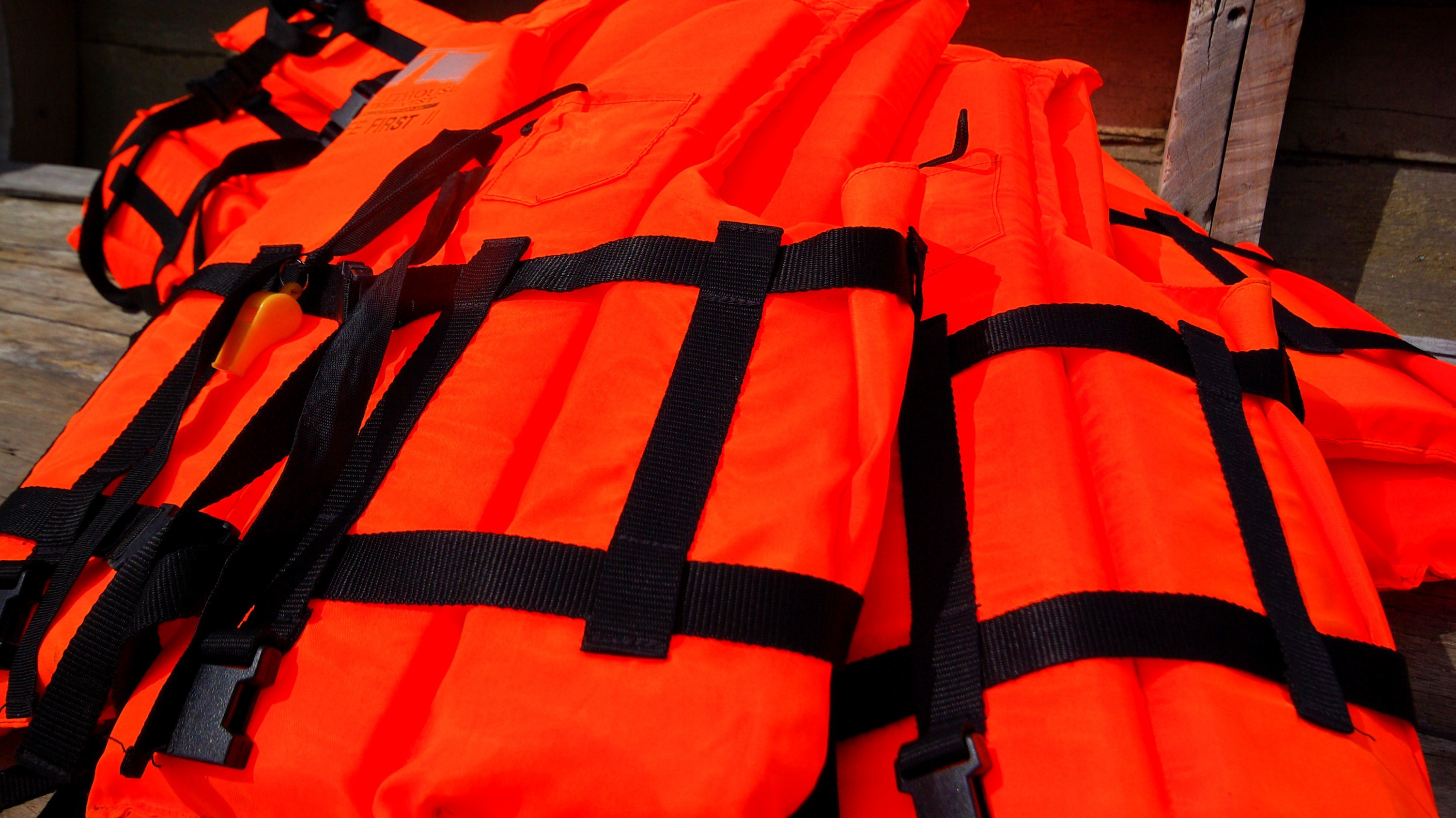 Life Jacket Suit On Boat Hdcbc Bk Hzg