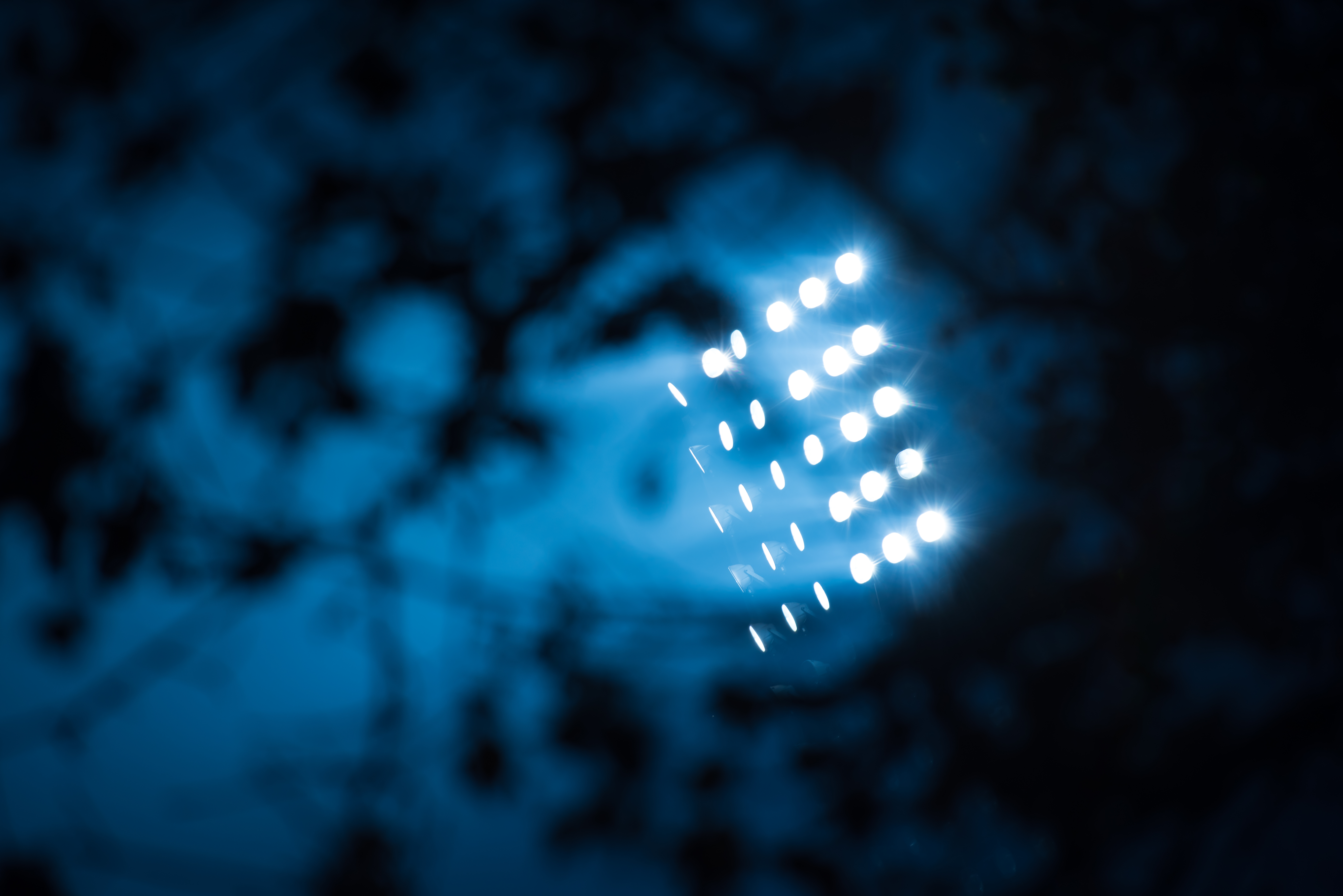 Storyblocks Soccer Stadium Lights Reflectors Against Black Background Sowm77 Igh