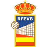 Real Federación Española de Voleibol logo