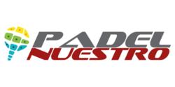 PÁDEL-NUESTRO logo