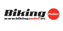 BIKING POINT logo