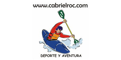 CABRIEL ROC KAYAKING logo