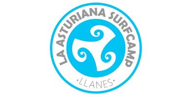 LA ASTURIANA DE SURF LLANES logo
