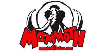 MAMMOTH BIKES logo