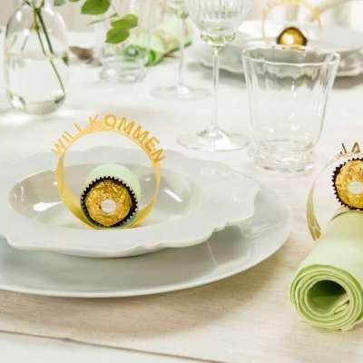 Ferrero Rocher Goldene Inspirationen - Kreieren Sie goldene Momente ...
