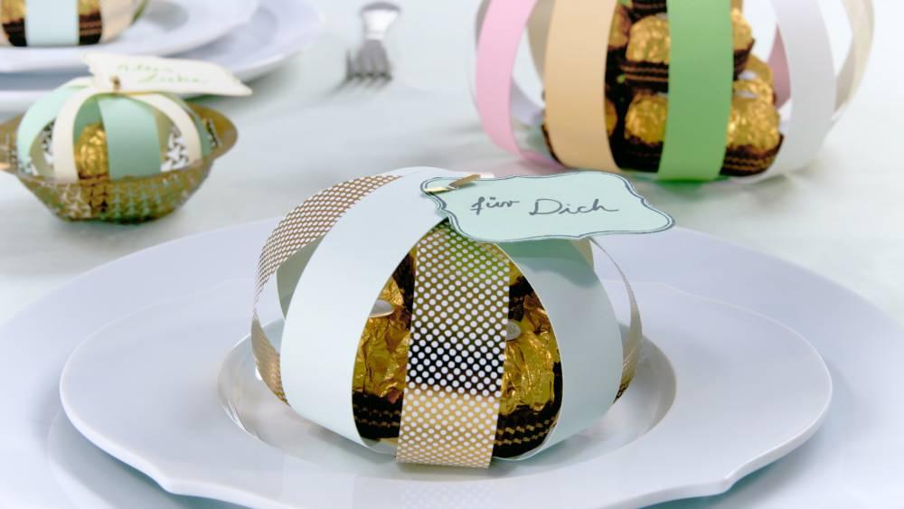 Weihnachtsdeko Ferrero.Ferrero Rocher Goldene Inspirationen Kreieren Sie Goldene Momente
