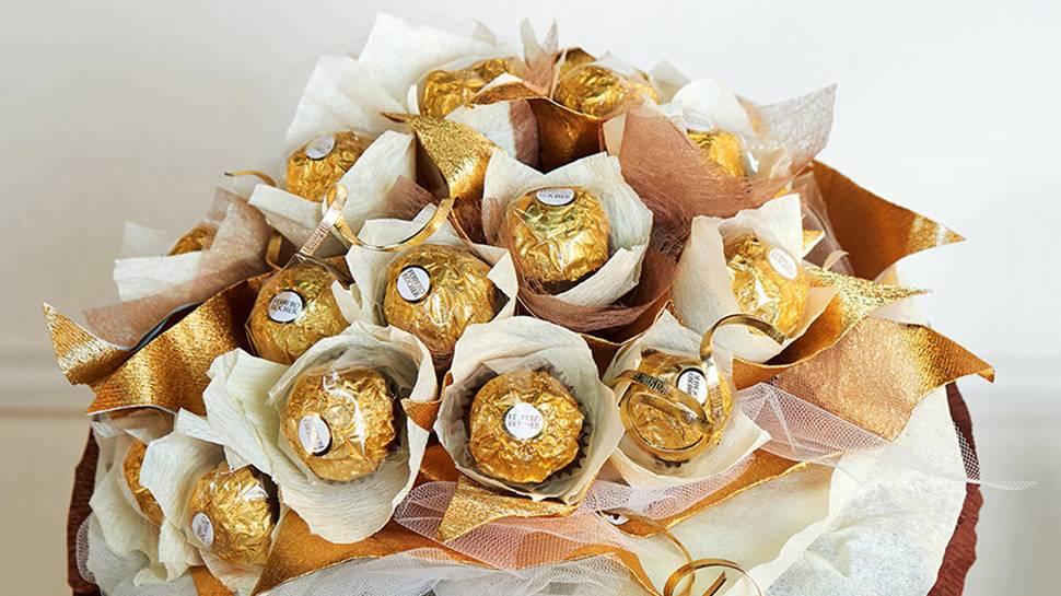 Ferrero Rocher Goldene Inspirationen Kreieren Sie Goldene Momente