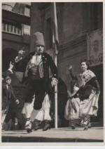 Barcelona - Poble Espanyol (1956)
