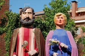Gegants Sant Pere Terrassa - 1