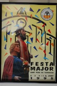 Gegants Sant Pere Terrassa (Cartell) - 4
