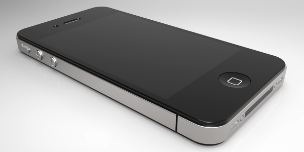 Apple iPhone 4 by Saeed Kazemi