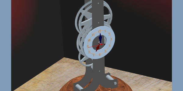 Classical Mechanical Clock
