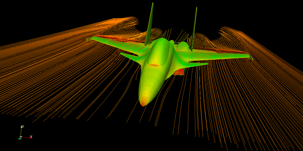 CFD analysis of flow over SUKHOI Su 30 MKI using OpenFOAM