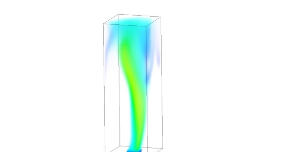 Bubble Column Simulation