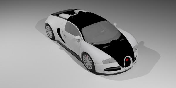 Bugatti Veyron 2008