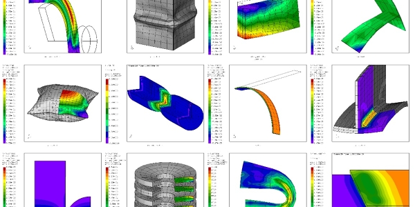 CalculiX, Free Finite Element Method (FEM) based Tool
