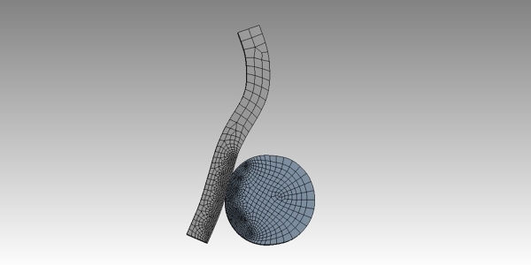 Finite Element Analysis Disk