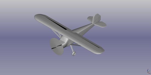 Cessna CAD